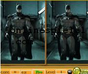 Batman spot the difference Batman online spiele
