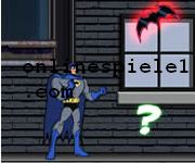 Batman the rooftop caper Batman online spiele