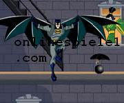 The umbrella attack Batman online spiele